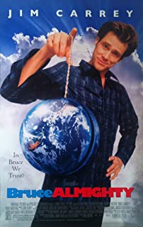 Best bruce almighty 2003 poster Reviews