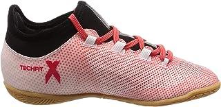 X Tango 17.3 In J, Zapatillas de fútbol Sala Unisex niño, Gris (Gris/Correa/Negbas 000), 28 EU