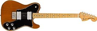 Fender Vintera '70s Telecaster Deluxe - Maple Fingerboard - Mocha