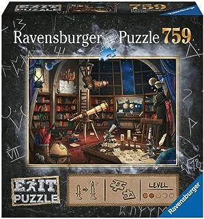 Ravensburger pussel 19950 – stjärnvänt 759 delar exit pussel – premiumkvalitet för EXIT-intresserade från 12 år