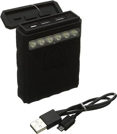 Outdoor Tech OT2600 Kodiak 2.0 - 6000 mAh 2.4 AMP Ruggedized Waterproof Portable Charger/External