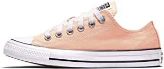 Converse Womens CTAS Ox Sunset Glow Canvas Trainers