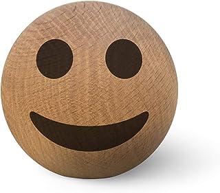 SPRING EMOTIONS   grinsendes Gesicht   Holz EMOTICONS   mencke&vagnby   Spring Copenhagen
