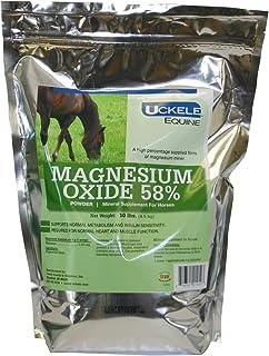 Sponsored Ad - Uckele Magnesium Oxide, Horse Supplement, 10 lb