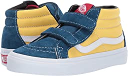 (Retro Skate) Sailor Blue/Aspen Gold