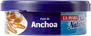 Anchovy Pate 77g Tin Spanish Tapas Anchovies Paté Gluten Free Natural No Preservatives or Colorings