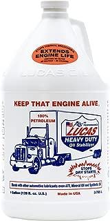 Lucas Oil 10002 Heavy Duty Oil Stabilizer,  1 Gallon