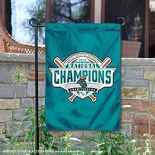 Coastal Carolina Chanticleers College World Series Champs Garden Flag