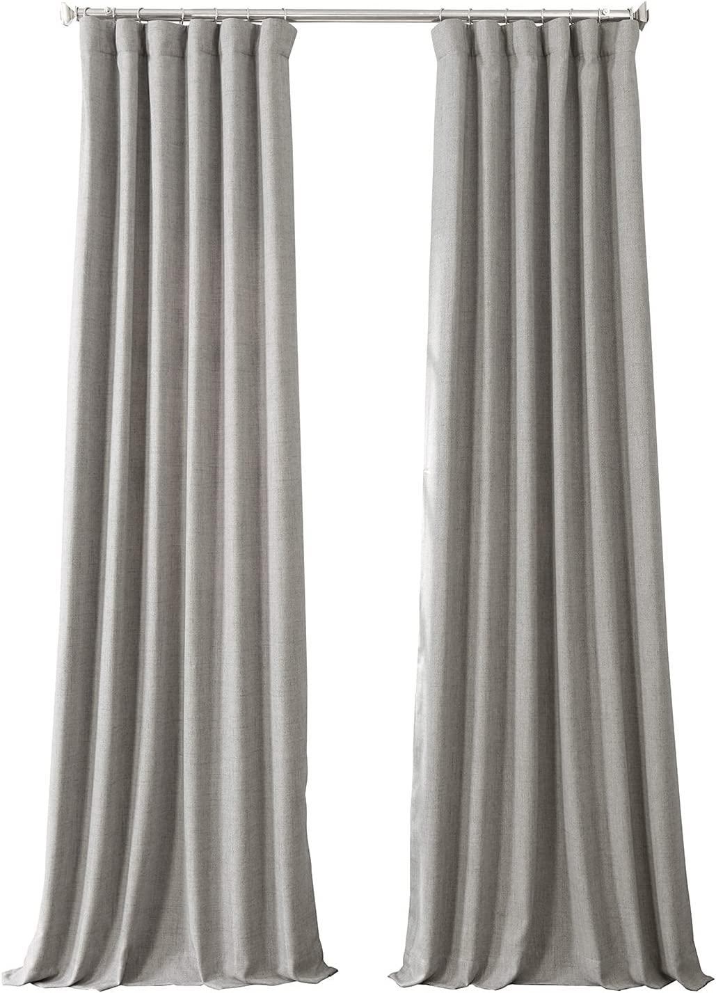 HPD Half Outlet ☆ Free Shipping Price Drapes It is very popular FHWL-190709-96 Heat Room Thermal Darkening