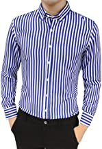 WWricotta LuckyGirls Camisa Negocio para Hombre Camisetas de