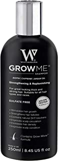 Best Hair Growth Shampoo Sulphate & Paraben Free,