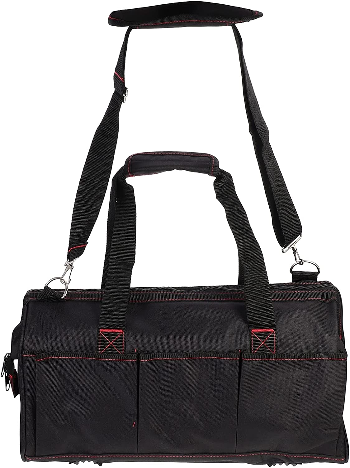 ULTECHNOVO Oxford Cloth Tool Bag with Wide Mouth Water- proof Mu