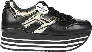 HOGAN Luxury Fashion Womens HXW2830T548LKQ547D Black Sneakers   Fall Winter 19