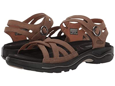 Keen Rialto II Naples (Plaza Taupe/Bungee Cord) Women