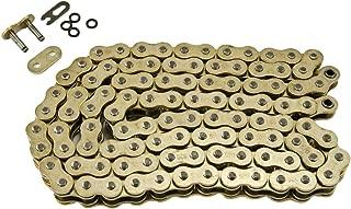 Max Motosports 520 Pitch 106 Links Gold O-Ring Chain for Kawasaki EX250 Ninja 250 R 1988-2012