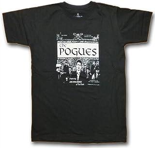 ザ・ポーグス THE POGUES バンド Tシャツ