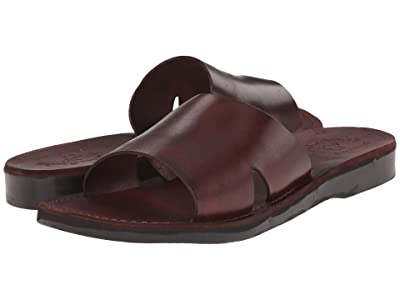 Jerusalem Sandals Bashan Mens (Brown) Men