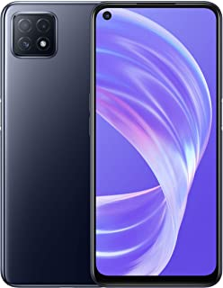 OPPO A73 5G Dual-SIM 128GB Factory Unlocked Android Smartphone (Navy Black) - International Version