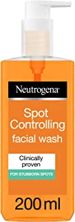 Neutrogena, Spot Controlling Oil-free Facial Wash, 200ml