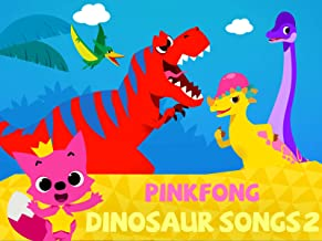 Pinkfong! Dinosaur Songs