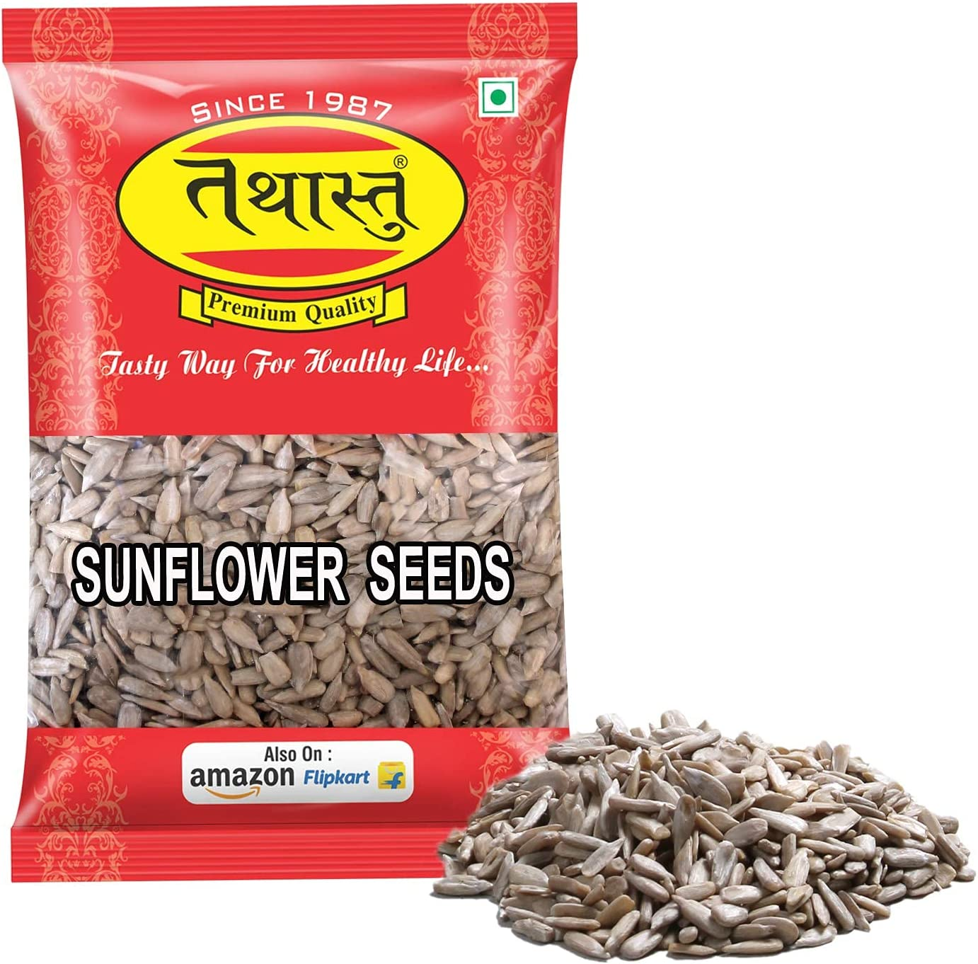 Anjani Tathastu Healthy Raw Seeds 250 Special sale item Gm Sunflower Online limited product