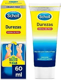 Scholl Durezas, Crema de pies, 60 ml