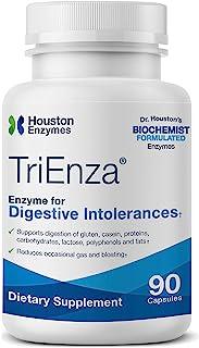 Houston Enzymes, TriEnza, 90 Capsules