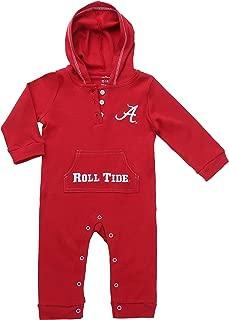 Alabama Crimson Tide Baby and Toddler Hooded Romper