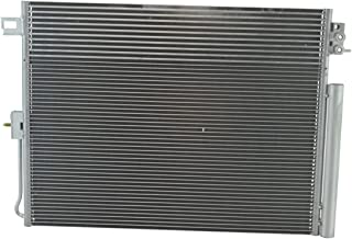 AC Condenser A/C Air Conditioning w/Receiver Drier for Durango Grand Cherokee