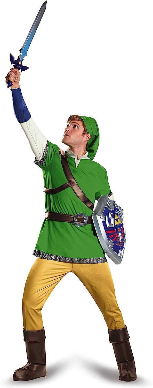 Kinder Legend of Zelda Link Schwert Und Scheide Zubehörteil - Einheitsgröße Schwert