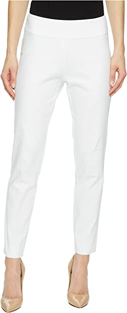 Krazy Larry Pull-On Denim Ankle Pants