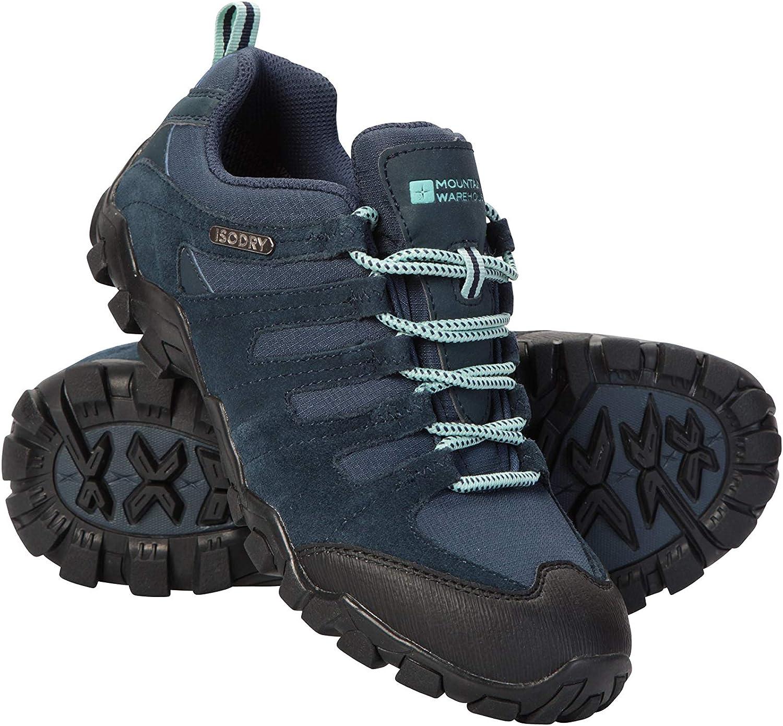 Mountain Warehouse Belfour Womens Waterproof Walking shoes -for Hiking
