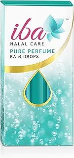Iba Halal Care Pure Perfume, Rain Drops, 10ml