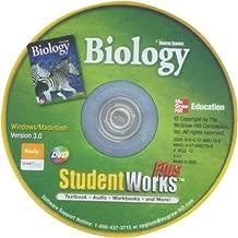 Glencoe Biology, StudentWorks Plus DVD (BIOLOGY DYNAMICS OF LIFE)