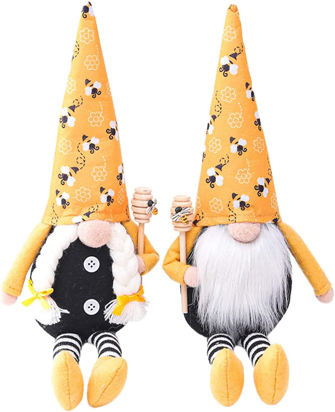 Easter Gnomes Decorations 1 2 3 Attention brand Scandinavian Plush Dec pc Gnome Limited time sale