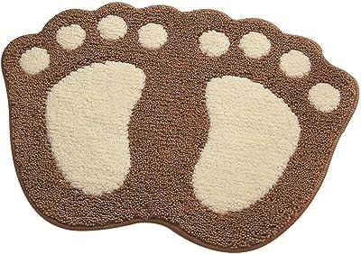 Amazon Com Lgkk Cute Big Feet Style Anti Slip Doormat