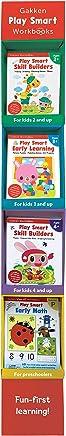 Gakken Play Smart Workbook 21-Copy Mixed Floor Display