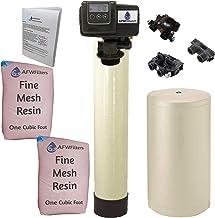 Iron Pro 2 Combination water softener iron filter Fleck 5600SXT digital metered valve..