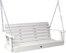Highwood AD-PORW1-WHE Weatherly Porch Swing 5 Feet, White
