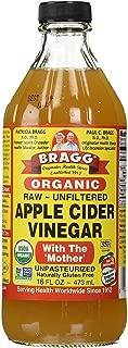 Bragg Apple Cider Vinegar USDA Organic - Plastic Bottle (16 Ounces)