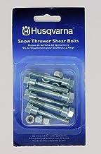 Husqvarna 580790401 Snow Thrower Shear Bolts Kit