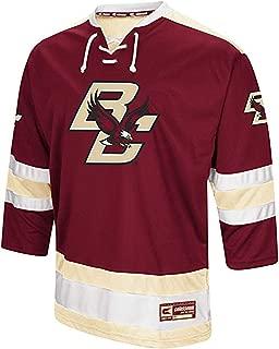 Maine Bears NCAA Ice Machine Men's Hockey Sweater Jersey