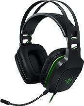 Razer Electra USB V2 - 7.1 Surround Sound Digital Gaming Headset with Detachable Microphone (Renewed)