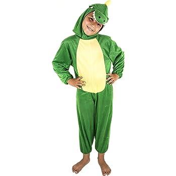 Costumizate! Disfraz de Cocodrilo Talla 4-6 Especial para niños ...