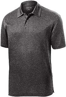 Sport-Tek Men's Lightweight Breathable Polo T Shirt