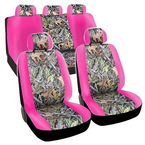 Pink Camo Car Accessories: Amazon com