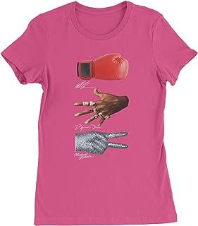 Tyson Jordan Jackson Iconic Hands Womens T-Shirt