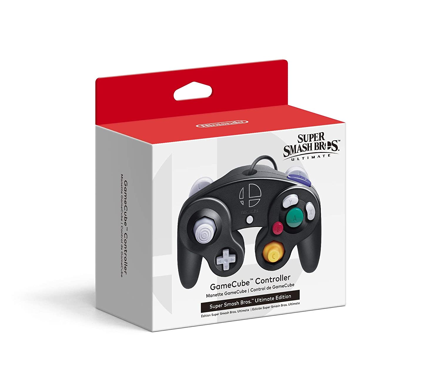 GameCube Tampa Mall Controller New Orleans Mall Super Smash Edition Bros. Renewed Ultimate
