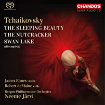 Tchaikovsky: The Sleeping Beauty, The Nutcracker, Swan Lake