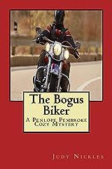The Bogus Biker (Penelope Pembroke Cozy Mysteries Book 1) Kindle Edition